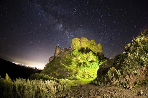 Amberd fortress, XI-XIII centruy