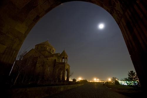 Hripsime church, VII century