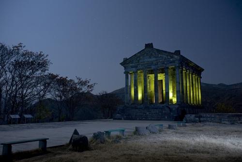 Garni temple, I century AC