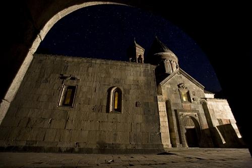 Geghard monastery, VI-XII century