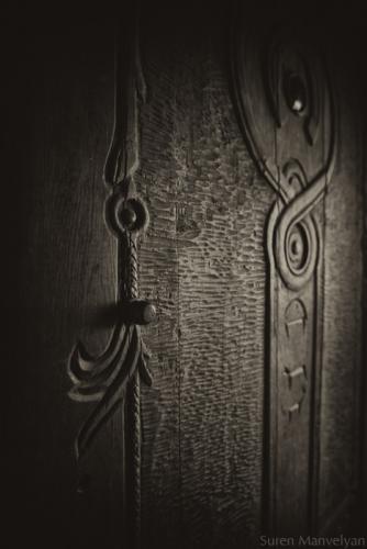 Armenian Door Photo