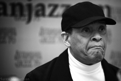 Al Jarreau - jazz singer
