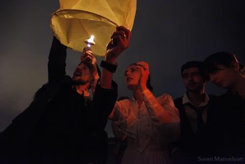 Lantern firing
