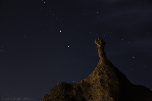 Nightscapes of Goris