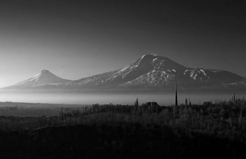 Ararat and Genocide Memorial