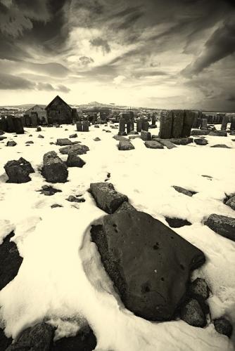 Old cemetery (IX-XIII centuries)