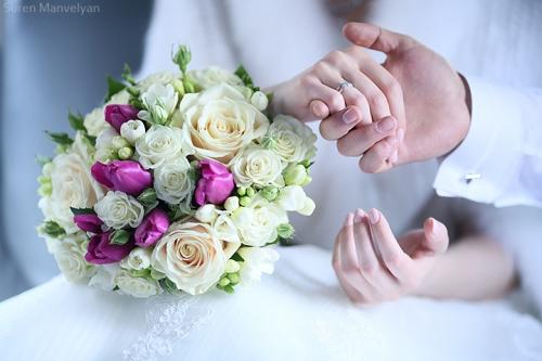 Love in hands