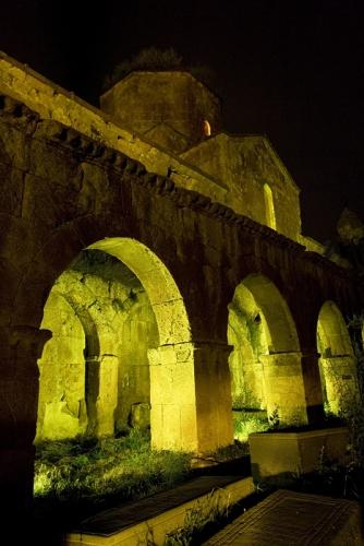 Odzun monastery, VII century