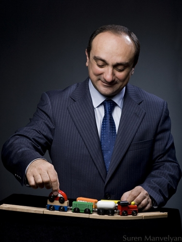 Minister of Transportation of Armenia