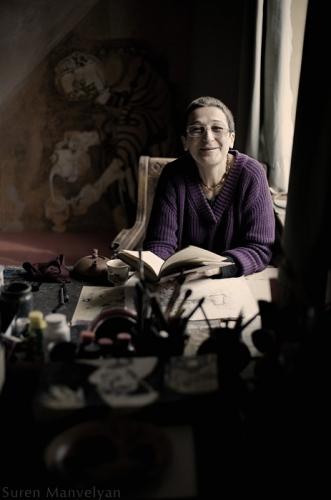 Marina Dilanyan - painter